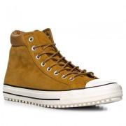 Converse Herren Schuhe Sneakers Veloursleder ockergelb gelb,weiß,gelb