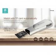 Devia iStorager - четец за microSD карти за Apple мобилни устройства с Lightning порт