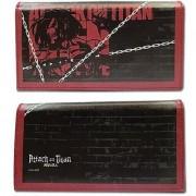 Great Eastern Entertainment Girls Attack On Titan - Eren Titan Type Wallet