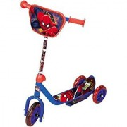 Disney Excel Innovators Three Wheeler Scooter Spider-Man (Blue Red)