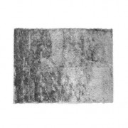 Alfombra de pelo color gris 160x230 cm VALDO - Miliboo