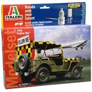 "Italieri Modellino Auto Jeep ""Follow Me""Scala 1:35"