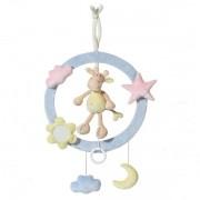 Inel muzical decorativ Girafa - Brevi (Brevi Soft Toys)
