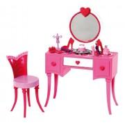 Mattel-X7940-Barbie Glam Vanity - Arredamenti basic