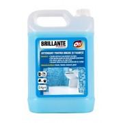 Detergent pentru gresie si faianta, 5 l, OTI Brillante