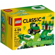 Giocattolo lego la scatola della creatività verde 10708