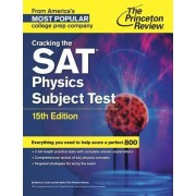 Cracking The Sat Physics Subject Test, 15Th Edition by Princeton Review