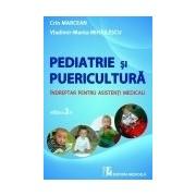 Puericultura si pediatrie – Indreptar pentru asistenti medicali