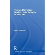 Mediterranean World in Late Antiquity by Averil Cameron
