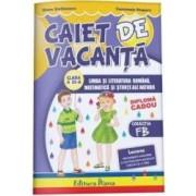 Caiet de vacanta - Clasa a 3-a - Elena Stefanescu and 160 Constanta Stuparu