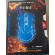 Original Enter E-101GMW USB Wireless Professional Gaming Optical Mouse + 1 year Manufacture Limited Warranty + VAT Paid Bill