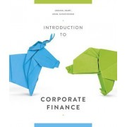 Introduction to Corporate Finance by Chris Adam
