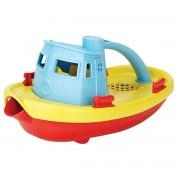 Tug Boat Blue