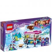 LEGO Friends: Winter Holiday Snow Resort Hot Chocolate Van (41319)