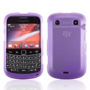 Samrick Coque de Protection rigide hybride pour Blackberry 9900/9930 Bold Touch, Maille, violet, 115 x 66 x 10,5
