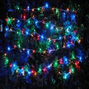 Pisca Pisca Luminoso Colorido 110v 1041 4 Fases 100 Led