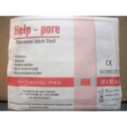 Pansament adeziv steril 10x10 cm 1buc HELP