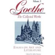 Goethe, Volume 3 by Johann Wolfgang von Goethe