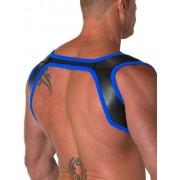 665 Inc. Neoprene Slingshot Harness Black/Blue 8676