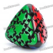 Creative Special Zongzi Shape Brain Teaser Gear Puzzle Magic Cube
