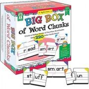 Key Education Big Box of Word Chunks Educational Board Game