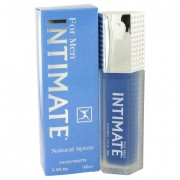 Jean Philippe Intimate Blue Eau De Toilette Spray 3.4 oz / 100.55 mL Fragrance 480542