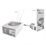 Seasonic SS-1050XP3 Alimentatore Platinum, Snow Silent 1050W, Pfc Modulare, Bianco