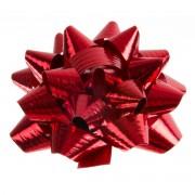 Fundita rosie metalizata pentru cadou