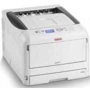 Imprimanta laser color OKI C833dn, A3, 35ppm, Duplex, Retea, Wireless (Alb)