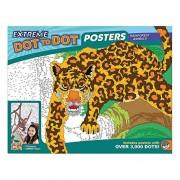 Extreme Dot to Dot: 7-Poster Set: Rainforest Animals