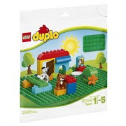 LEGO DUPLO My First Large Green Building Plate 2304 Building Kit by LEGO