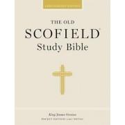 The Old Scofield Study Bible, KJV, Zipper Duradera Black by C I Scofield