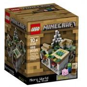 Lego - Lego Minecraft - Micro World The Village - 5702015149112