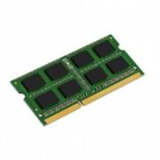 Kingston - KVR13S9S6/2 - 2048 MB - SODIMM - DDR3 - 1333 MHz - 1.5 V - CL9 - Nou