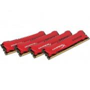 KINGSTON DIMM DDR3 32GB (4x8GB kit) 2400MHz HX324C11SRK4/32 HyperX XMP Savage