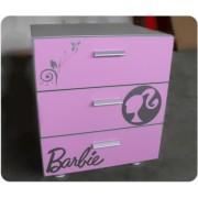 Comoda fetite Barbie
