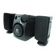 Boxe Serioux BooM 1116, plastic, 500W PMPO, black