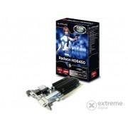 Placă video Sapphire HD6450 1GB DDR3 - DirectX 11 PCIe