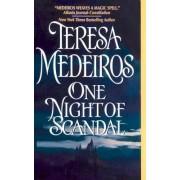 One Night of Scandal by Teresa Medeiros