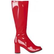 Boland 46262 - Stivali retrò, 38, colore: Rosso