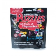 Sweet Success Jigsaw Puzzle – Liquorice Allsorts 100pc