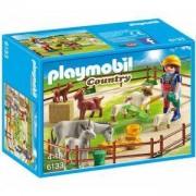 Строител ПЛЕЙМОБИЛ - Кошара за животни, 6133 Playmobil, 291161