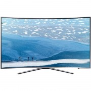 Televizor Samsung LED Smart TV Curbat UE65 KU6172 Ultra HD 4K 165cm Silver