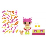 Lalaloopsy - Littles Silly Hair Doll: Sprinkle Spice Cookie muñeca (Bandai 522195)