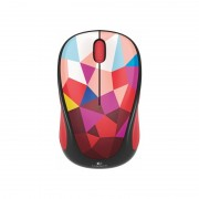 Мишка Logitech Wireless mouse M238 Play Collection - Red Facets