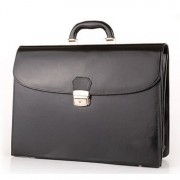Leather Briefcase B-809DW