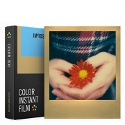 Impossible Color Film Pour 600 Gold Frame NEU