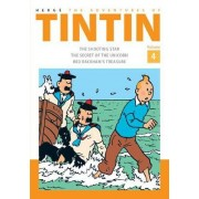 The Adventures of Tintin Volume 4 by Herge