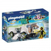 Playmobil Super 4 Chameleon Command Vehicle 6692