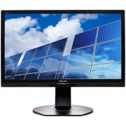 "Monitor IPS LED Philips 21.5"" 221B6QPYEB/00, Full HD, DVI-D, DisplayPort, 5ms GTG, Boxe (Negru)"
